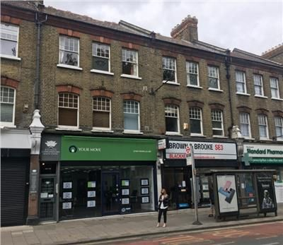 Thumbnail Commercial property for sale in 184-186 Westcombe Hill, Blackheath
