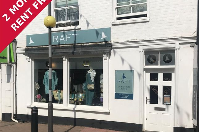 Thumbnail Commercial property to let in High Street, Newent