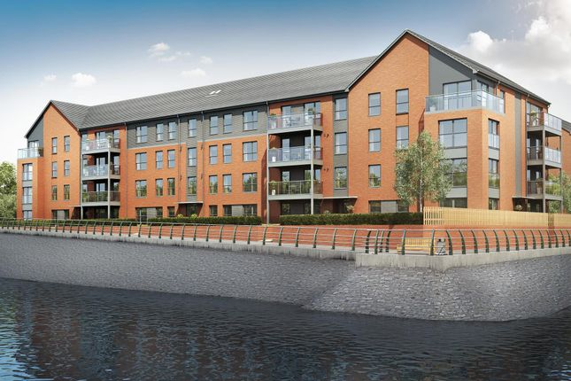 "Thumbnail Property for sale in ""Lynx"" at Whimbrel Way, Braehead, Renfrew"