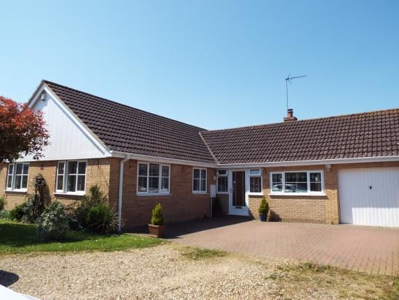Thumbnail Bungalow for sale in Terrington St Clement, Kings Lynn, Norfolk