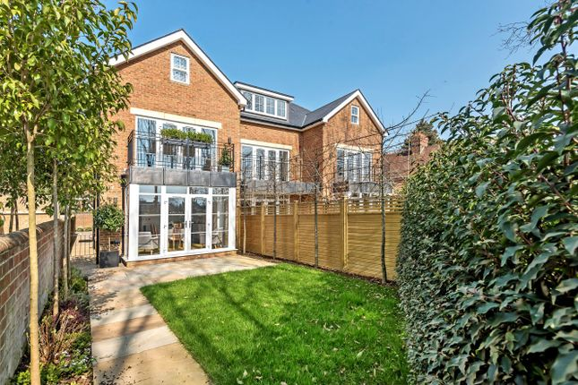Thumbnail End terrace house for sale in Beaumont Mews, Petersfield
