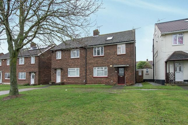 Thumbnail Semi-detached house for sale in Featherby Road, Gillingham