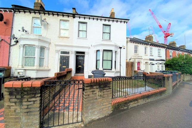 Thumbnail Semi-detached house to rent in Hornsey Park Road, London