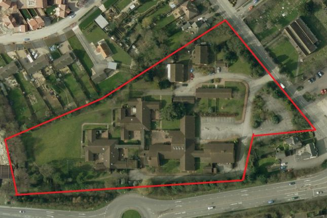 Thumbnail Land for sale in London Road, Boston