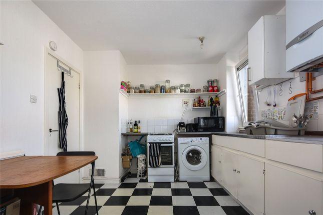 Kitchen View 2 of Crane House, 350 Roman Road, London E3