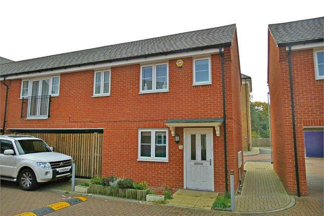 Thumbnail Semi-detached house to rent in Baxter Road, Watford, Hertfordshire
