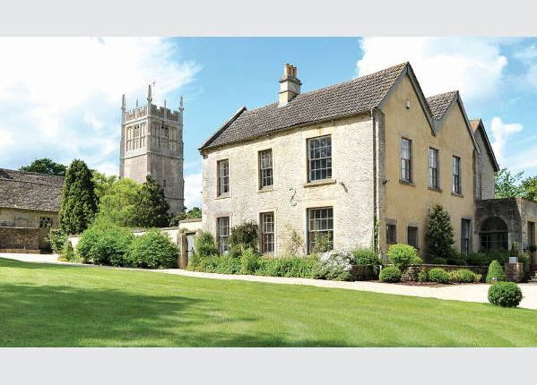 Thumbnail Detached house for sale in The Old Rectory, Burton, Wiltshire