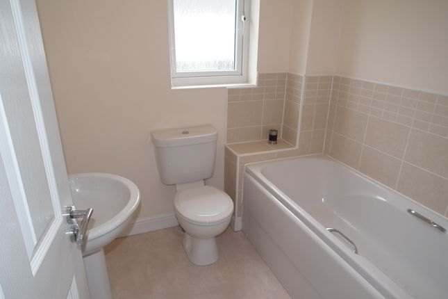 Thumbnail End terrace house to rent in Alicia Way, Newport