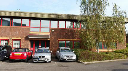 Thumbnail Industrial to let in Berkshire Drive, Thatcham