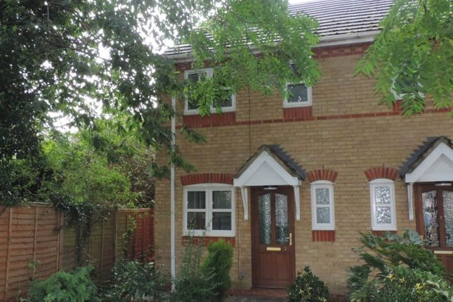 Thumbnail Semi-detached house to rent in David Chalmers Close, Woodston