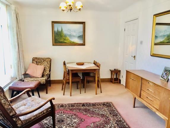 Dining Room of Springdale, Hawarden, Deeside, Flintshire CH5