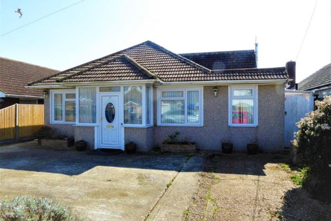 4 bed detached bungalow for sale in Taylor Road, Lydd On Sea