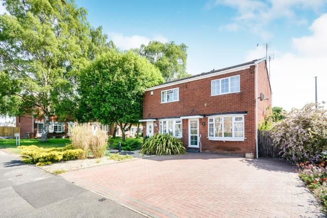 Thumbnail 2 bed semi-detached house for sale in Worcester Mews, Mansfield Woodhouse, Mansfield, Nottinghamshire