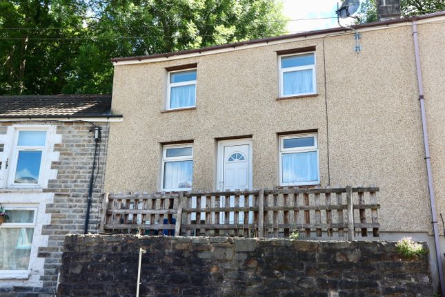 Thumbnail Terraced house for sale in Cardiff Road, Troedyrhiw, Merthyr Tydfil