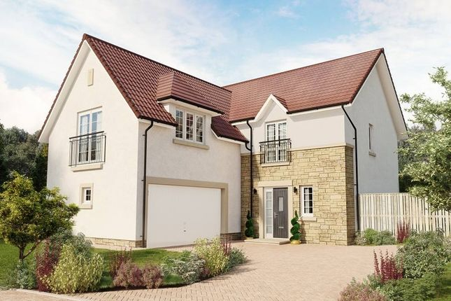 "Thumbnail Detached house for sale in ""The Dewar"" at Viewbank Avenue, Bonnyrigg"