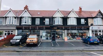 Thumbnail Retail premises for sale in 424 - 428 Waterloo Road, Blackpool, Lancashire