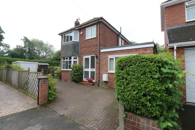 4 bed detached house for sale in Chatsworth Close, Great Sutton, Ellesmere Port