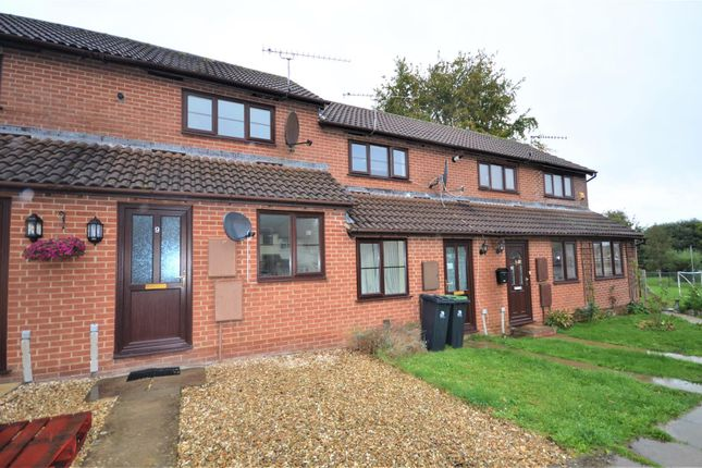Thumbnail Terraced house for sale in Badgers Way, Sturminster Newton