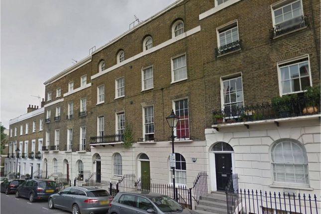 Thumbnail Terraced house to rent in Great Percy Street, Clerkenwell