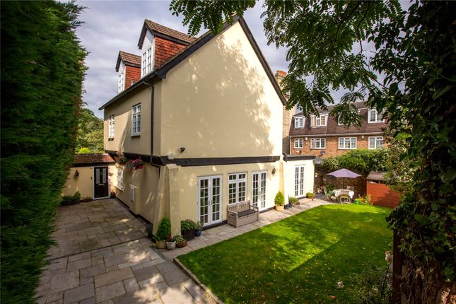 Thumbnail Detached house for sale in Maple Road, Surbiton
