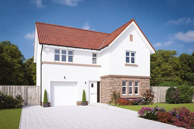 """Thumbnail Detached house for sale in """"The Barrie"""" at Flures Crescent, Erskine"""