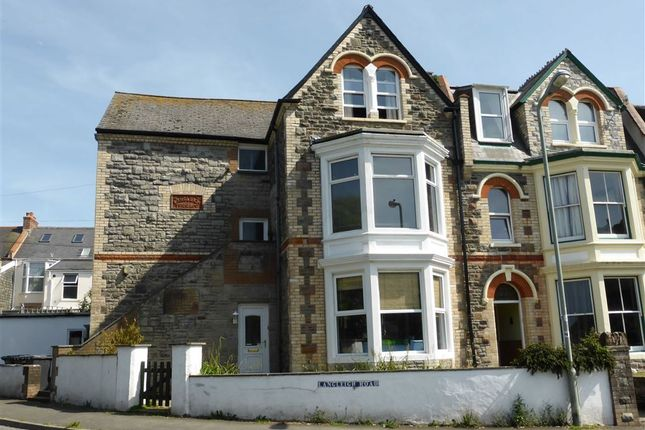 Thumbnail Flat for sale in Langleigh Terrace, Ilfracombe