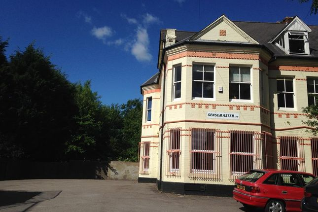 Office to let in 218 Stow Hill, Newport