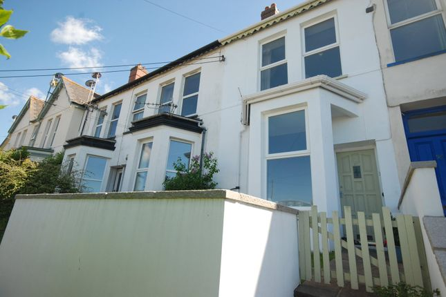Thumbnail Terraced house to rent in Atlantic Way, Westward Ho, Bideford
