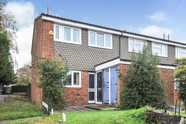Thumbnail End terrace house for sale in Village Way, Beckenham
