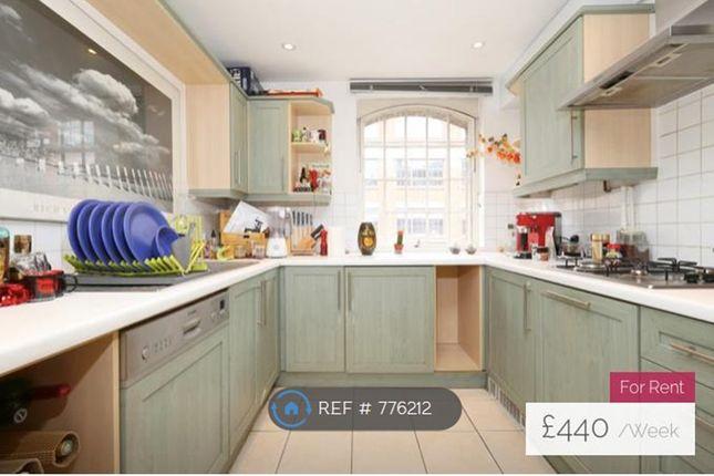 Kitchen of Stirling Court, London EC1V