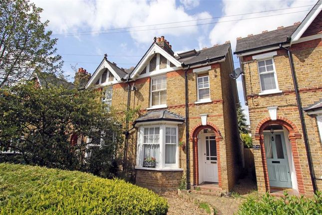 Semi-detached house for sale in Duncombe Road, Hertford