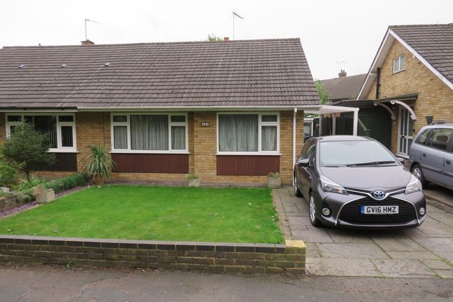 Thumbnail Semi-detached bungalow for sale in High Road, Leavesden, Watford