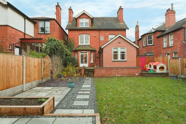 Thumbnail Detached house for sale in Ebers Road, Mapperley Park, Nottingham