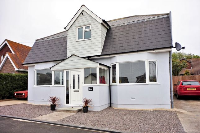 Thumbnail Detached house for sale in Glynn Road West, Peacehaven