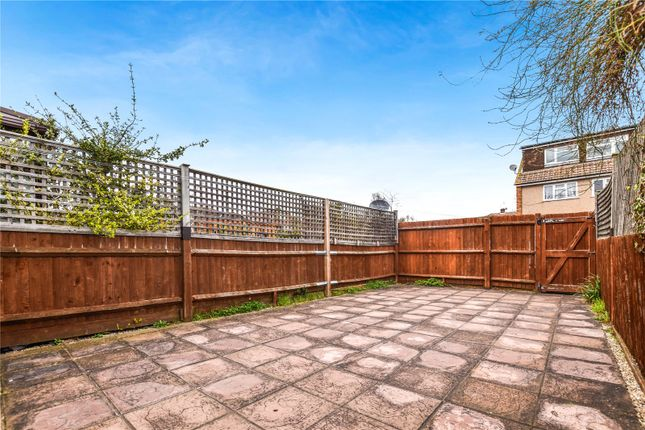 Rear Garden of Hurst Road, Bexley, Kent DA5