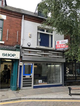 Thumbnail Retail premises to let in 36 Printing Office Street, Doncaster