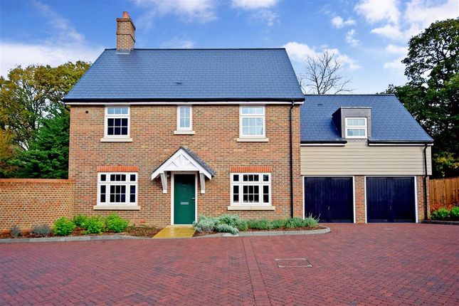 Thumbnail Detached house for sale in Worthing Road, Southwater, Horsham, West Sussex