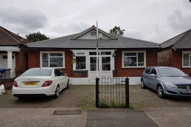 Thumbnail Bungalow to rent in Beechcroft Gardens, Wembley Park