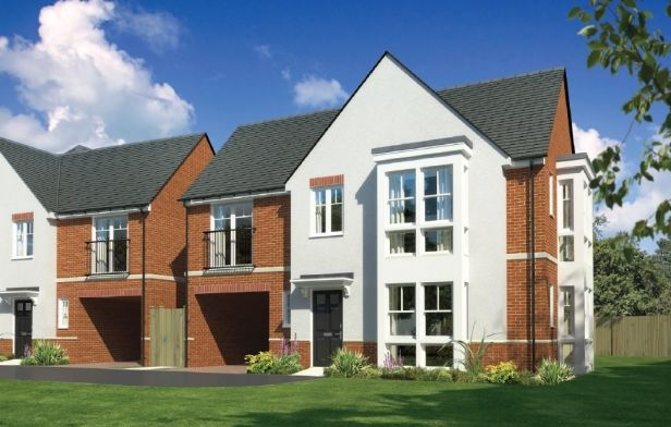 Thumbnail Detached house for sale in St John's, Wood Street, Chelmsford. Essex