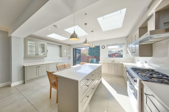 Thumbnail Semi-detached house for sale in Aylward Road, London