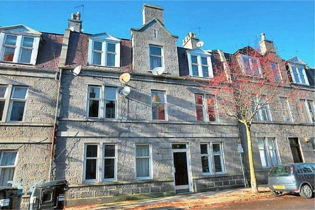 Thumbnail Flat for sale in Wallfield Crescent, Aberdeen