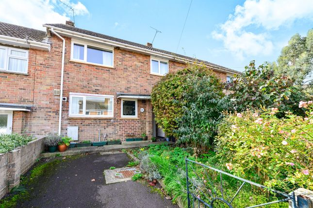 Thumbnail Terraced house for sale in Pigeon Close, Blandford St. Mary, Blandford Forum