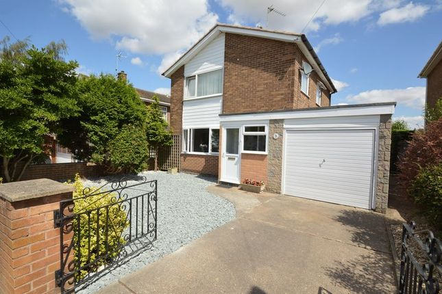 Thumbnail Detached house for sale in Thornhill Drive, Boughton, Newark