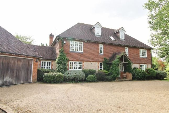 Thumbnail Detached house to rent in Basted Lane, Crouch, Borough Green, Sevenoaks