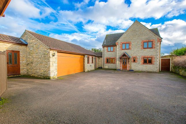 Thumbnail Detached house for sale in Church Street, Weldon