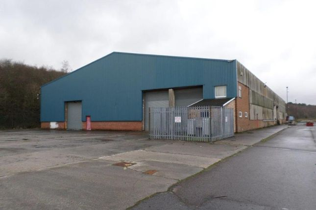 Industrial to let in Capital Valley Eco Park, Rhymney, Tredegar