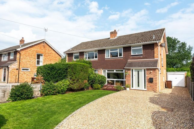 Thumbnail Semi-detached house for sale in Brox Road, Ottershaw