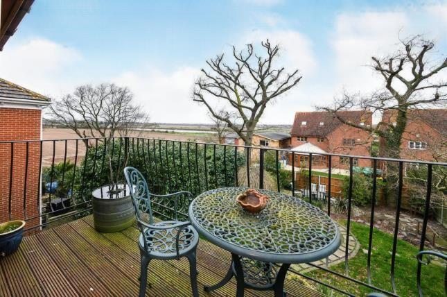Rear Views of Hullbridge, Essex, . SS5
