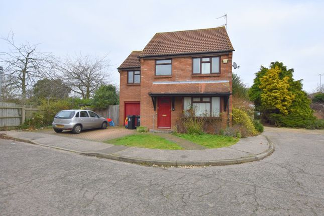 Thumbnail Detached house to rent in Lodge Close, Clacton-On-Sea