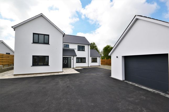 4 bed detached house for sale in Ashmoor Gardens, Houghton, Milford Haven SA73